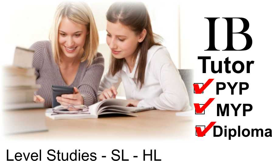 IB private tutor