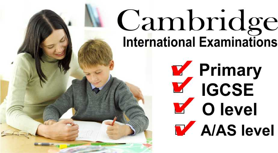 tutor for cambridge